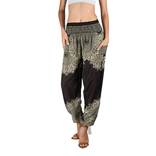 268c488866cf1 JOOP JOOP Bohemian Elephant Harem Loose Yoga Travel Lounge Festival Beach  Pants