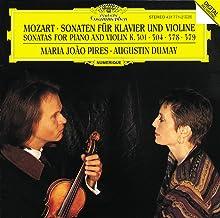 Mozart: Violin Sonatas K. 301, 304, 378 & 379