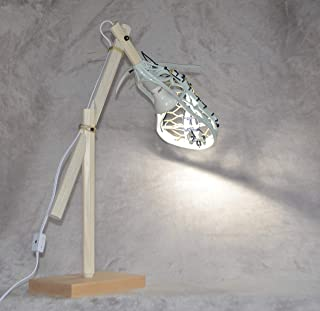 Laxlight US Navy Lacrosse Desk lamp