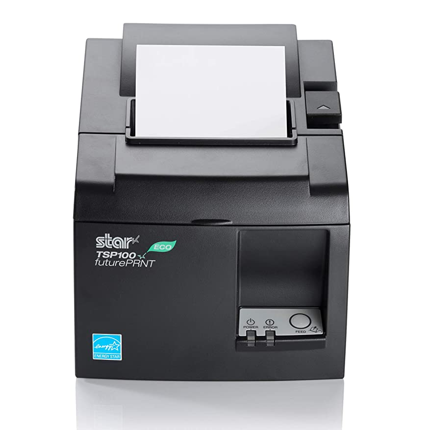 限界映画適合するStar Micronics TSP143IIIW-230 Thermal POS printer 203 x 203 DPI
