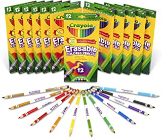 Best crayola 24 erasable colored pencils Reviews