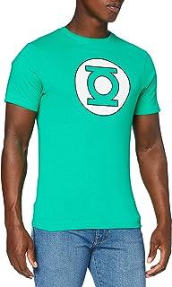 DC Comics Camiseta Manga Corta Green Lantern Circle Logo