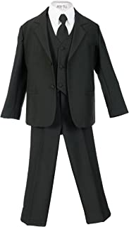 Best black three piece suit with black shirt Reviews