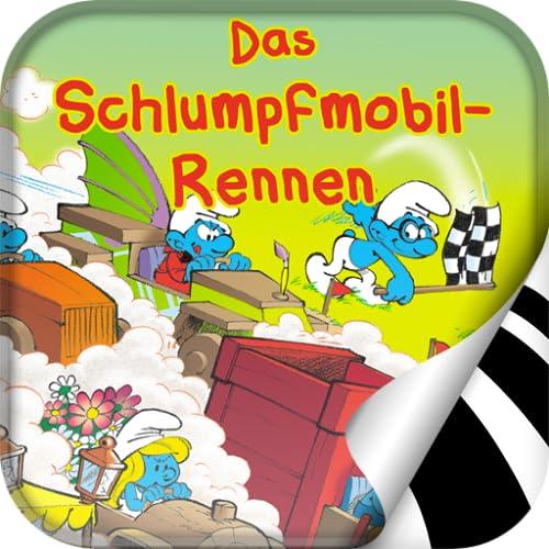 Die Schlümpfe - Das Schlumpfmobil Rennen