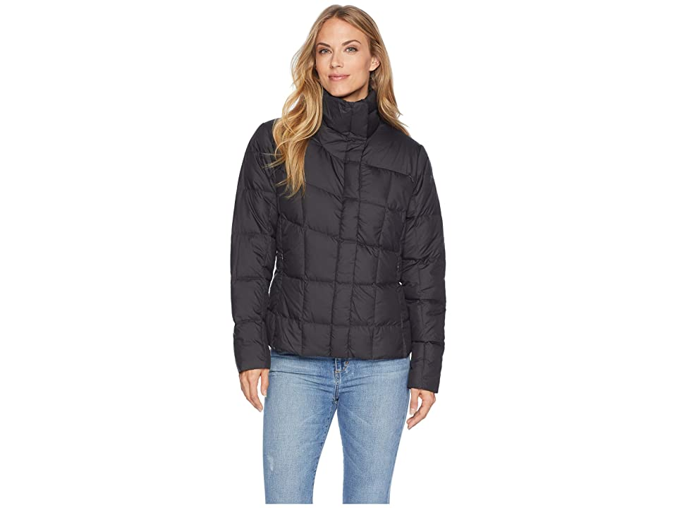 NAU Ellipsis Down Shirt Jacket (Caviar) Women
