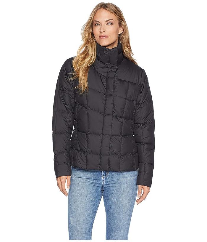 NAU Ellipsis Down Shirt Jacket (Caviar) Women