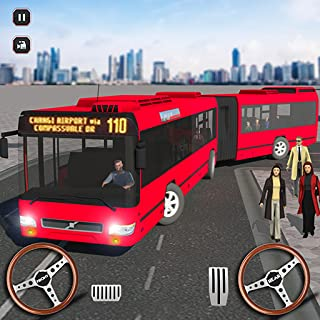 Smart Coach Bus Driving School Simulator: Metro City Bus Driving Games FREE