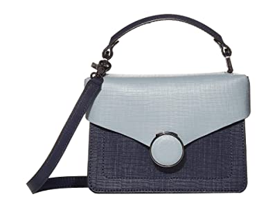 Botkier Nolita Crossbody (Ink Combo) Cross Body Handbags