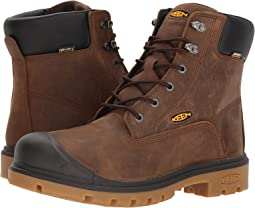 "Keen Utility Baltimore 6"" WP Soft Toe"