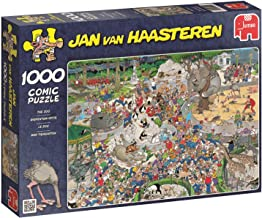 Jumbo Jan Van Haasteren The Zoo Puzzle (1000-Piece)