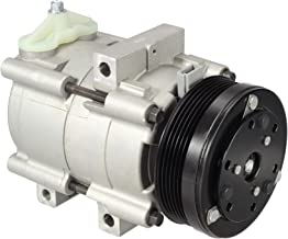 AUTEX AC Compressor and Clutch Assembly CO 101290C AC Replacement for ford Mustang 1996 1997 1998 1999 2000 2001 2002 2003 2004 2005 2006/Lincoln Town Car 1994 1995 1996 1997 1998 1999 2000 2001 2002