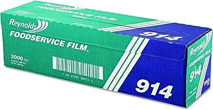 Reynolds Wrap 914 PVC Film Roll w/Cutter Box, 18