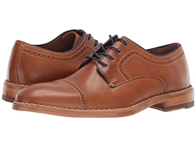 J&M EST. 1850 Chambliss Cap Toe (Tan) Men