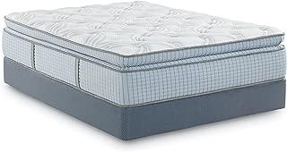 Scott Living By Restonic Falkland Bed Mattress Hybrid, King, White