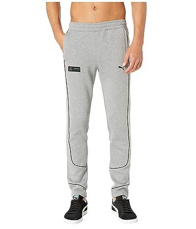 PUMA Mercedes AMG Petronas Sweatpants (Medium Grey Heather 2) Men