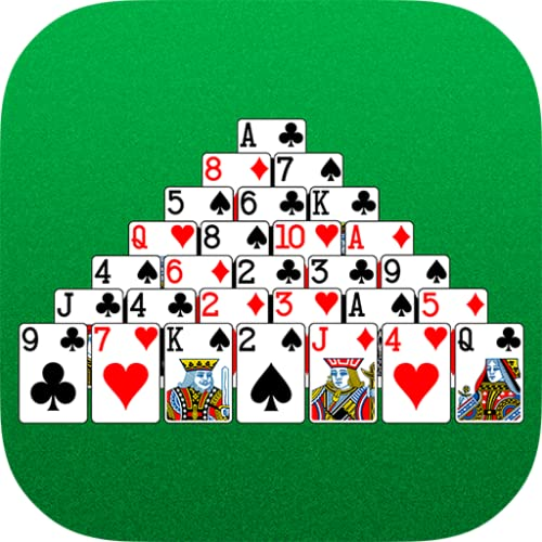 Pyramid Solitaire. Free card game