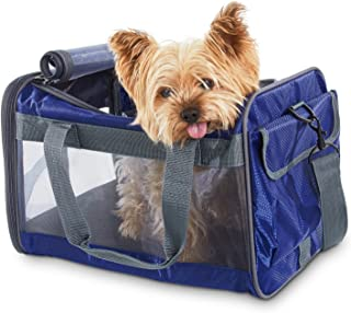 GOOD2GO Basic Pet Carrier in Navy