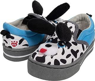 Build A Bear 3D Dalmatian Dog Shoe