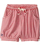 Ralph Lauren Baby - Jersey Stripe Knit Shorts (Infant)