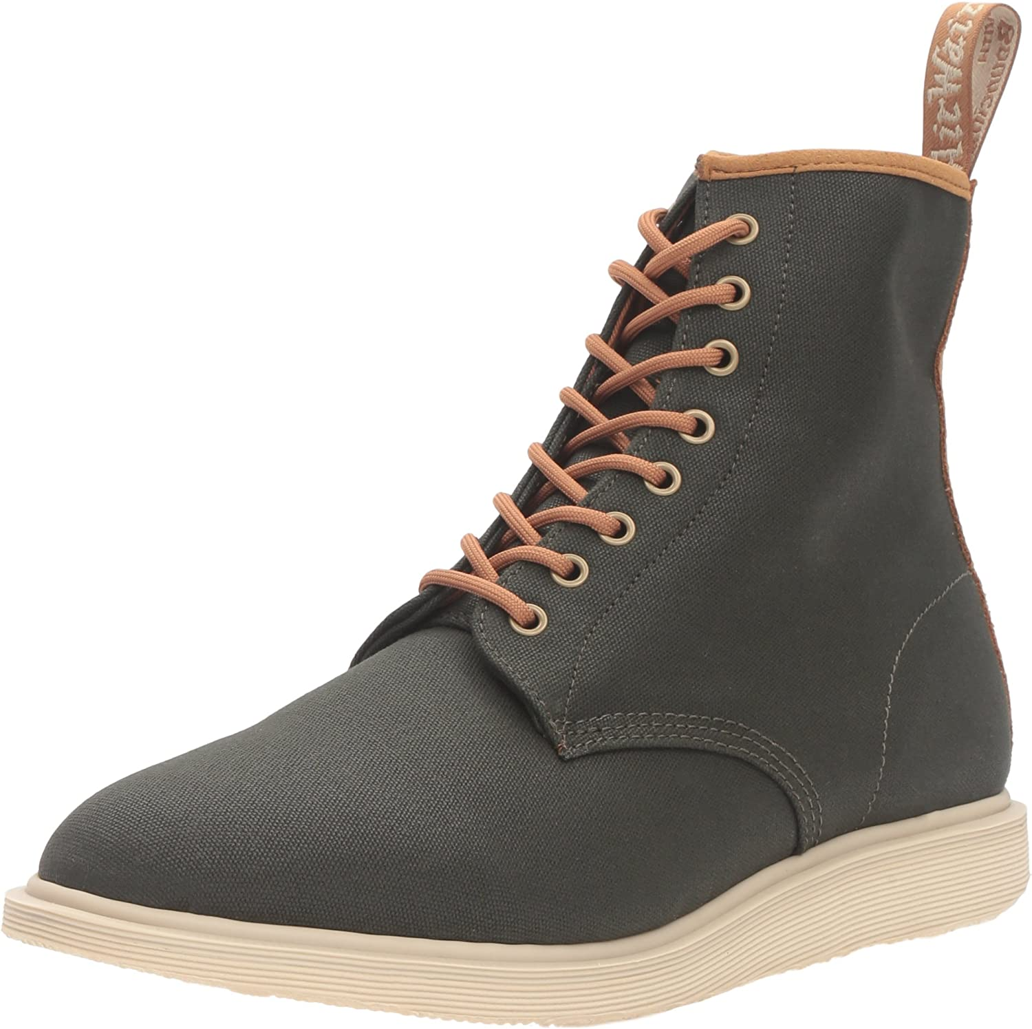 D1684 (without scatola) sautope da ginnastica donna DR MARTENS WHITON sautope verde sautope donna