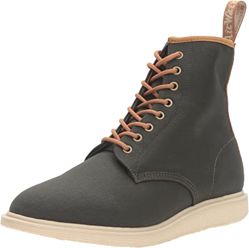 D1684 (without box) Turnzapatos mujer DR MARTENS WHITON zapatos verde zapatos woman