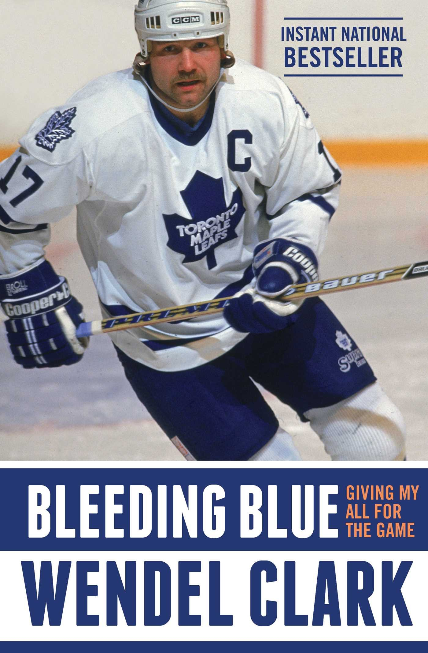 Bleeding Blue: Giving My All for the Game (English Edition)