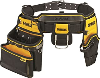 Dewalt DWST1-75552 Delantal porta-herramientas, Negro