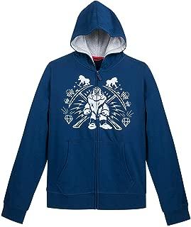 grumpy zip up hoodie