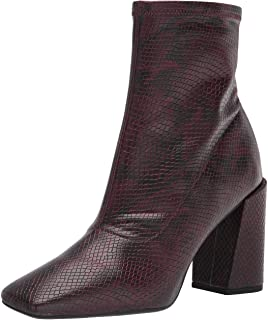 Franco Sarto Women's Harmond Mid Calf Boot, Bordeaux, 6