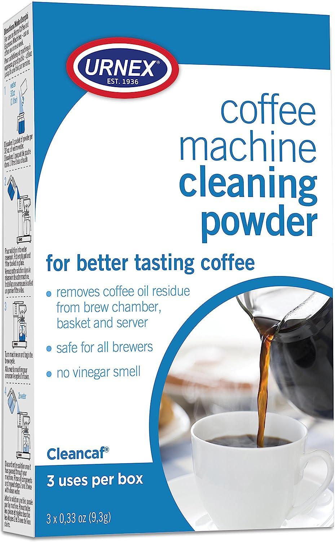 Urnex Coffee Maker Dedication and Espresso Cleaner Manufacturer regenerated product Powder Machine Cleancaf