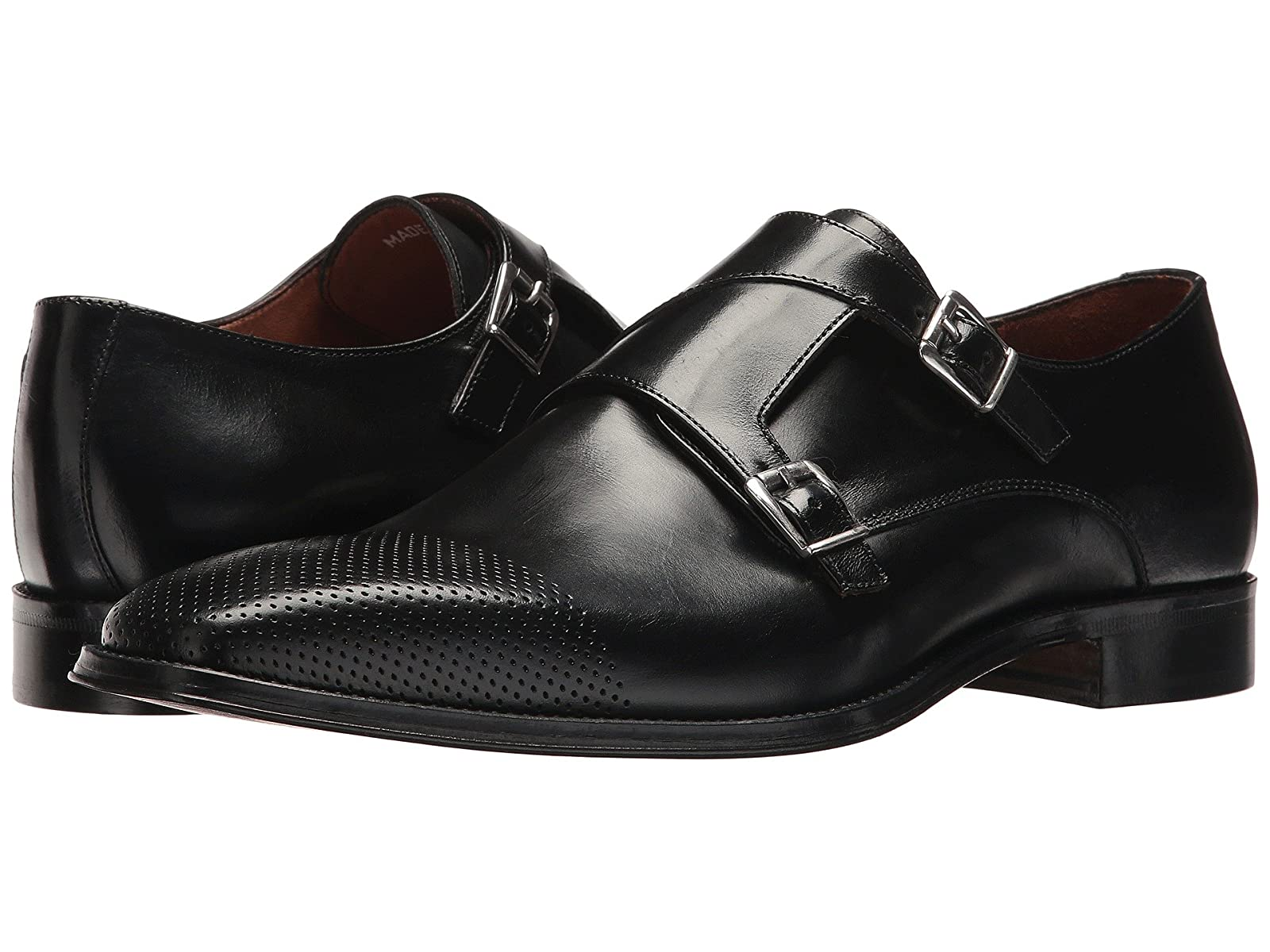 Massimo Matteo Double Monk Perf CapAtmospheric grades have affordable shoes