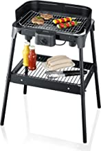 Severin PG 2792 Barbecue-Grill 2500W, colore: Nero