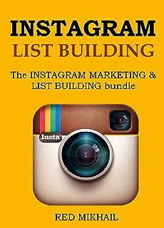 INSTAGRAM LIST BUILDING 2016: The INSTAGRAM MARKETING & LIST BUILDING bundle