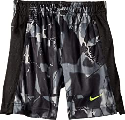 Dri-FIT All Over Print Legacy Shorts (Toddler)
