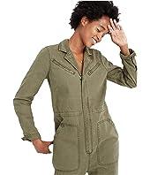 Flight Suit Coverall Jumpsuit
