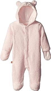 Magnificent Baby Baby Girls' Pink Icing Hooded Fleece Pram