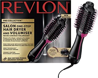 REVLON Pro Collection Salon One Step Hair Dryer and