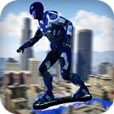 Hoverboard Power Hero Rangers