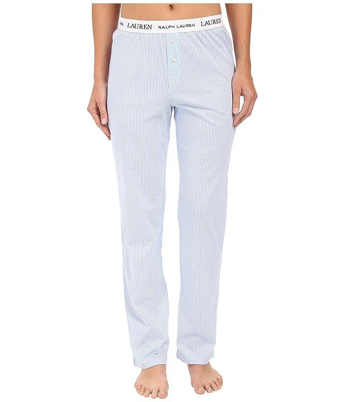 Lauren Ralph Lauren Pants W Logo Elastic