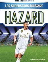 Livres Hazard : Les Superstars du foot PDF