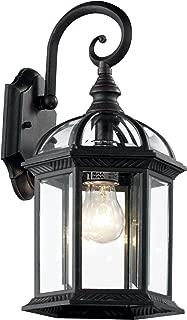 Trans Globe Lighting 4181 BK Outdoor Wentworth 16