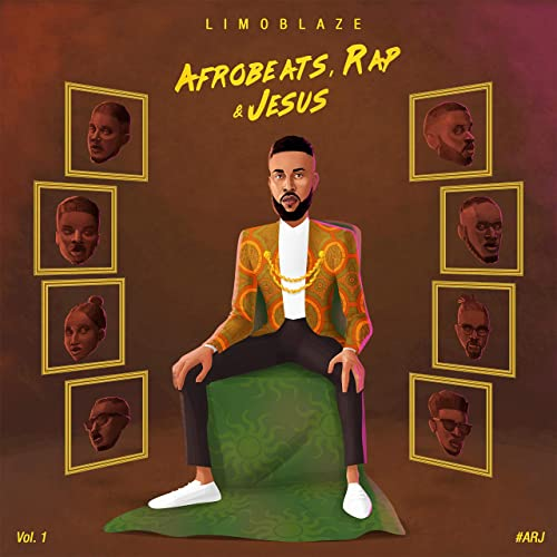 Limoblaze - Afrobeats Rap and Jesus 2019