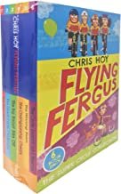 Chris Hoy Flying Fergus The Super Cycle 6 Books Collection Set - The Best Birthday Bike, The Great Cycle Challenge, The Big Biscuit Bike Off, The Championship Cheats, The Winning Team, The Cycle Searc