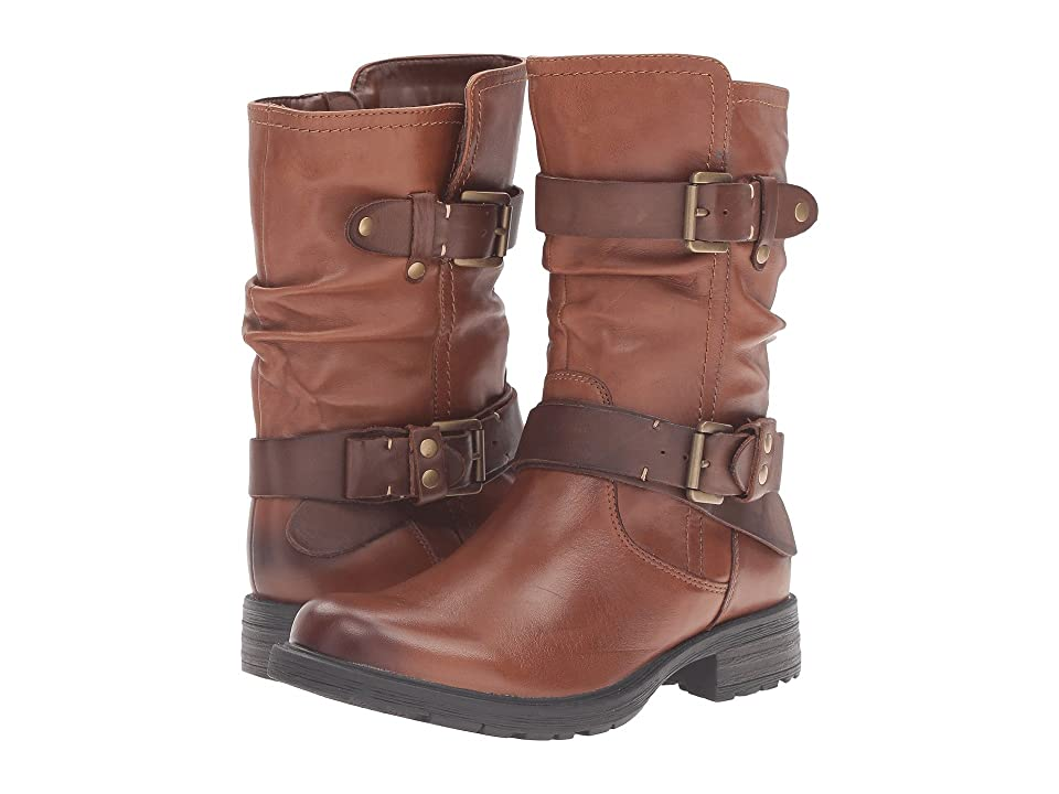 Earth Everwood (Almond Full Grain Leather) Women