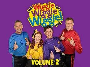 The Wiggles, Wiggle, Wiggle,Wiggle! Volume 2