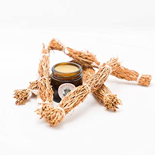 All Purpose Moringa Balm with Haitian Vetiver Oil For Soft & Smooth Skin - 100% Natural Ingredients - Our Moringa Oil, Our...