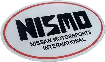 Nismo Nissan Motorsports International Automotive Japanese Car Decal Orafol Vinyl Sticker - JDM Japanese Domestic Market for Nissan