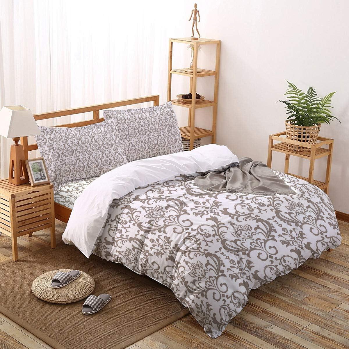 Greeeen 4 San Jose Mall Pieces Duvet Cover Translated Bedding + Set- Flat 1
