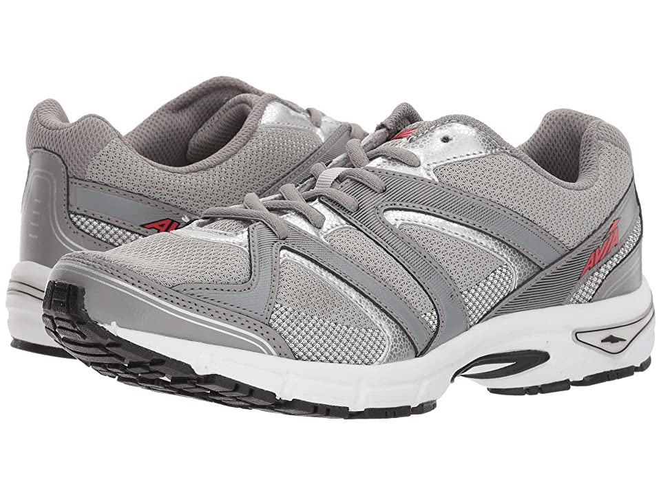 Avia Avi-Execute II (Chrome Silver/Frost Grey/Black) Men