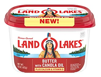 Land O Lakes Butter + Calcium & Vitamin D, 15 Oz
